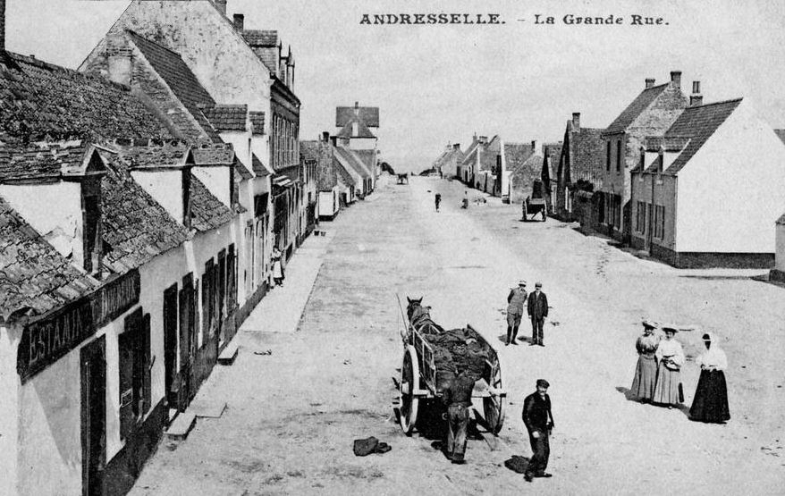 Audresselles - l'estaminet de la Grand Rue