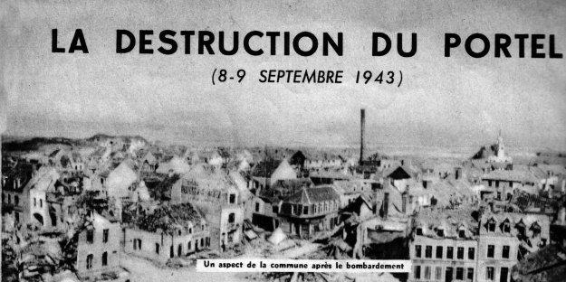 Le bombardement du portel en 1943 - Office du tourisme le portel ...