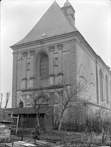 Licques - l'ancienne abbaye des Prémontrés cliché Gates