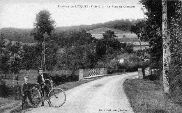 Le pont de Clerques