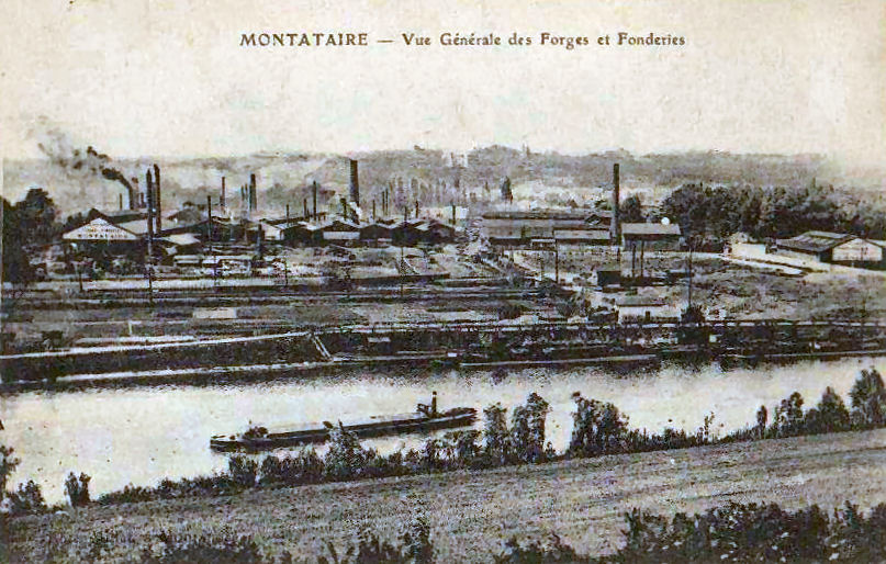 Les Hauts Fourneaux D U0026 39 Outreau Histoire Du Patrimoine