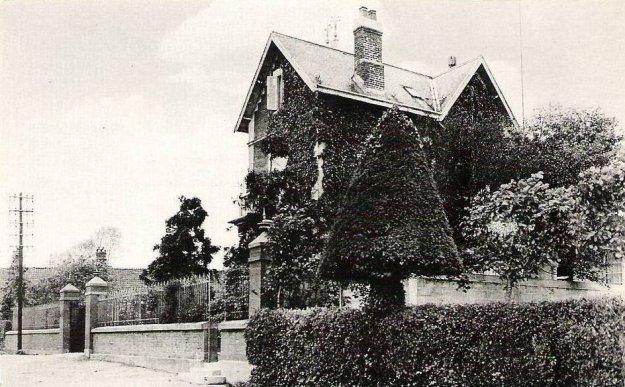 La Villa des Cèdres à Colembert