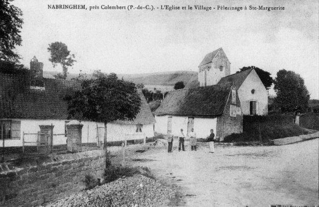 L'église de Nabringhen