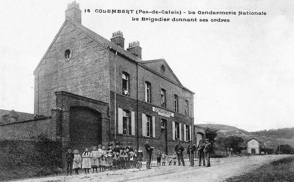 L'église de Colembert