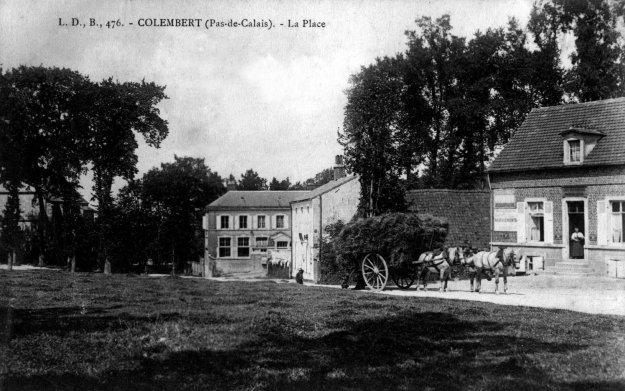 La place de Colembert