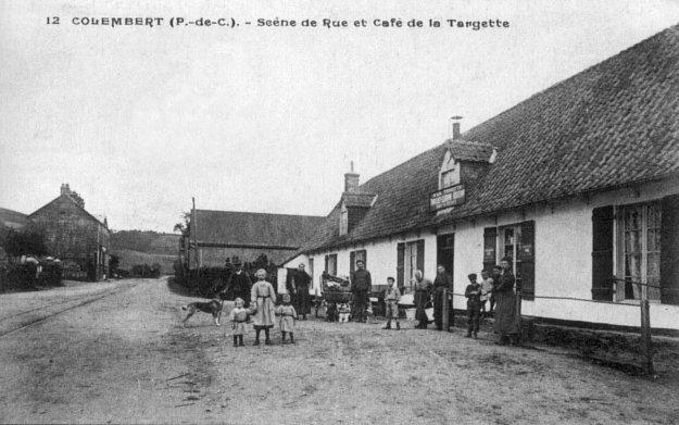 Colembert : le café de la Targette