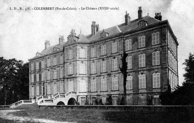 Le chateau de Colembert