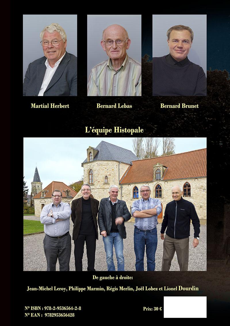 Monographie du bourg de Marquise Tome 2, page 4 de couverture