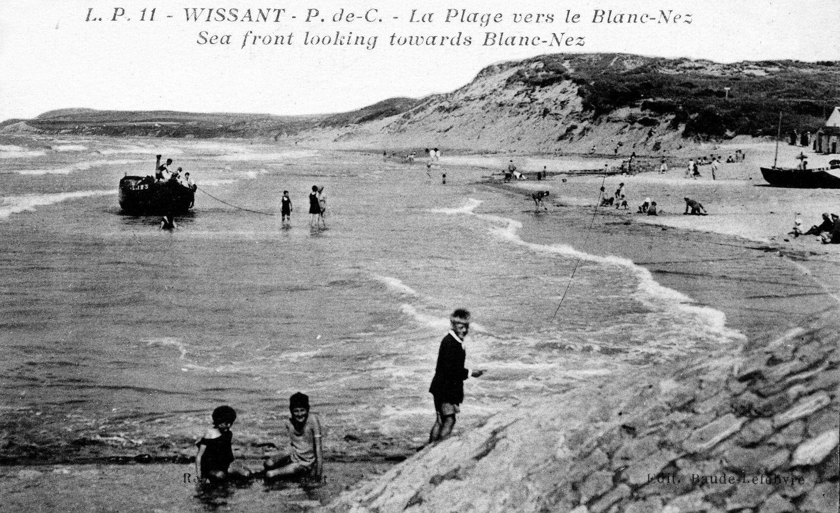 Les dunes des Wrimetz à Wissant